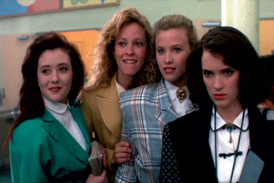 School movies Heathers