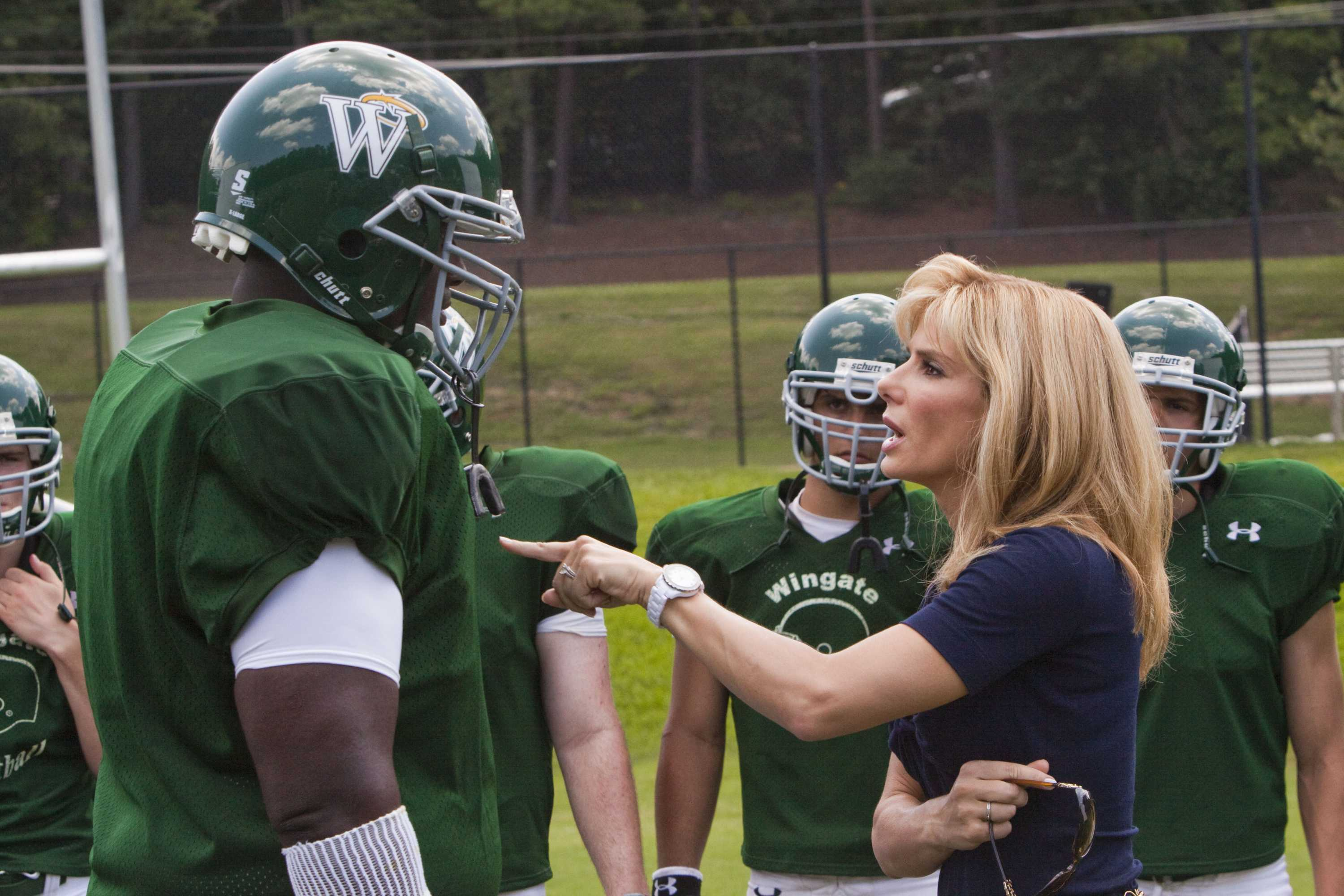 The Blind Side   THE FILM YAP