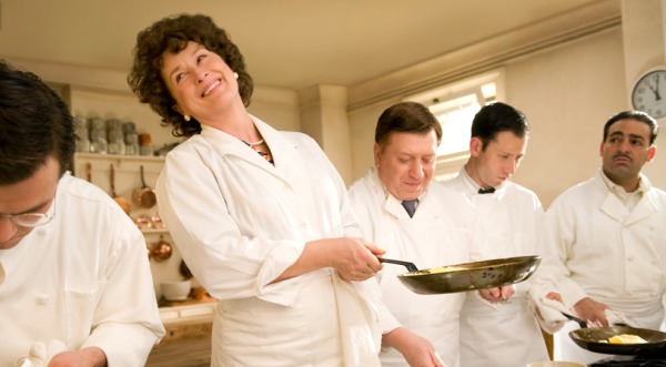 Julie and Julia - inside