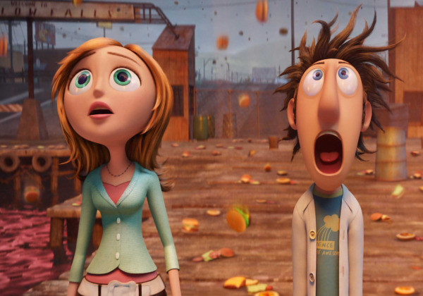 Cloudy with Chance of Meatballs - lede