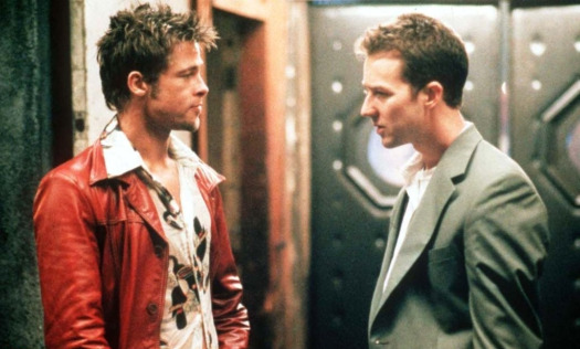 Fight Club - inside