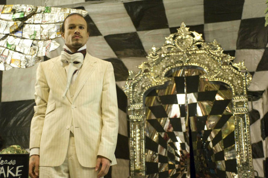 Imaginarium of Doctor Parnassus - inside