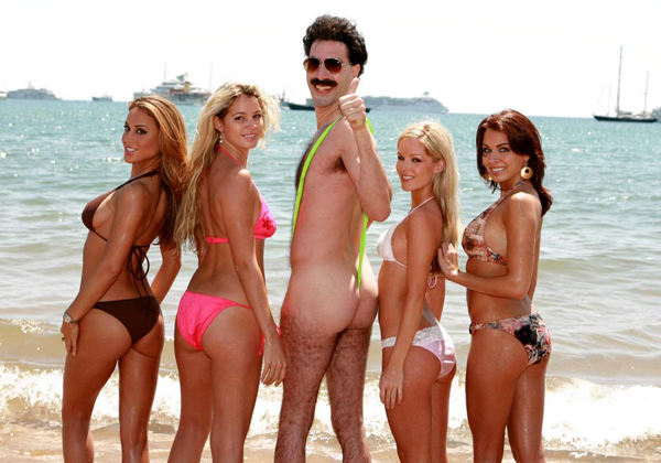 Heroes Of The Zeroes Borat Cultural Learnings Of America For Make Benefit Glorious Nation Of Kazakhstan The Film Yap