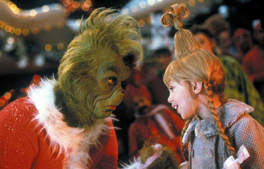 dr seusss how the grinch stole christmas rated pg 2000 kids and parents worldwide clearly have missed what modern filmmakers see in dr seusss work - The Grinch Stole Christmas Full Movie