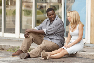 The Blind Side inside