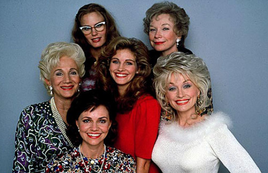 Steel Magnolias - inside
