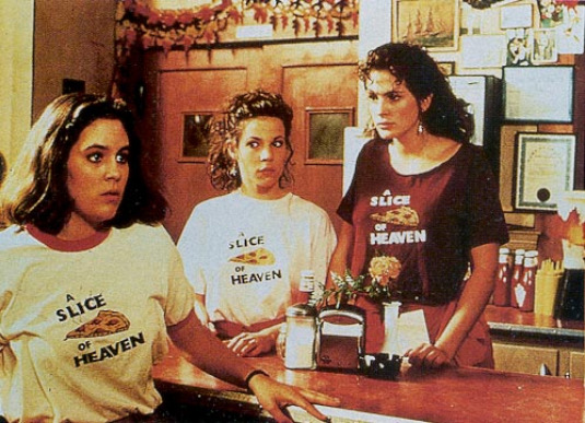 Mystic Pizza - inside