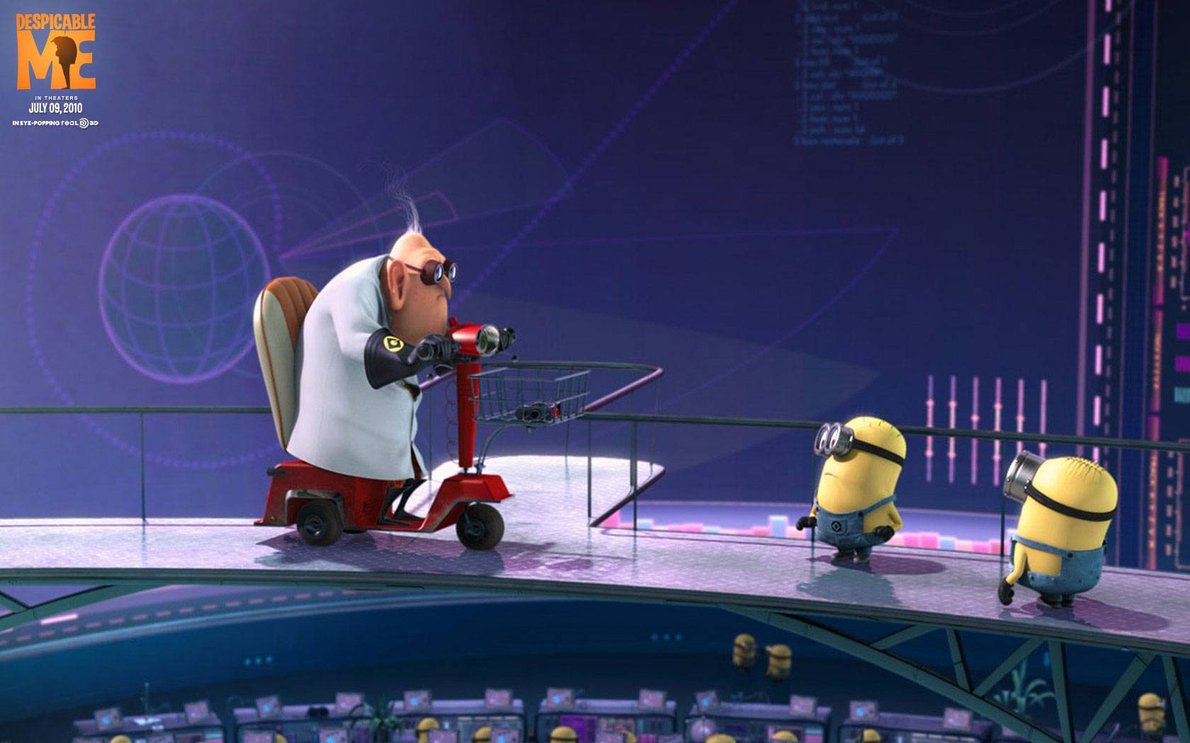 Despicable Me The Film Yap