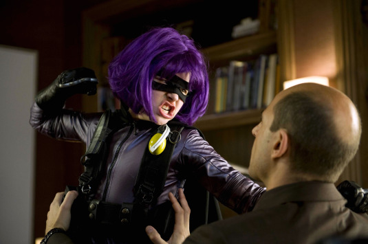 Kick-Ass - inside
