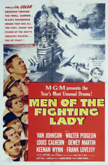 Men of the Fighting Lady - inside
