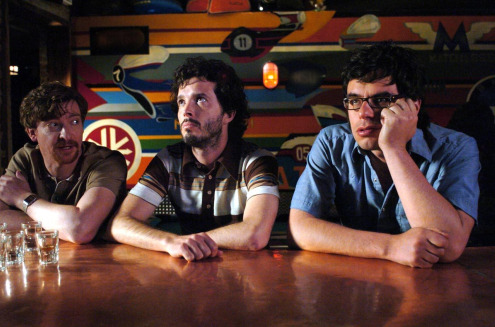 Flight of the Conchords inside