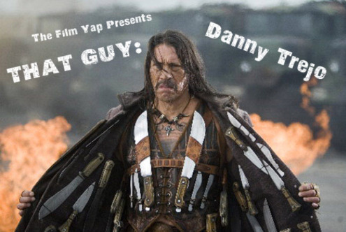 That Guy Danny Trejo inside