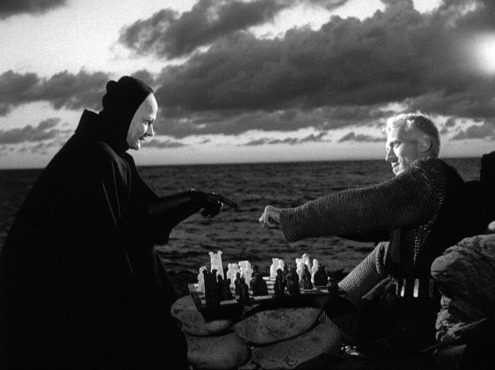 The Seventh Seal - inside