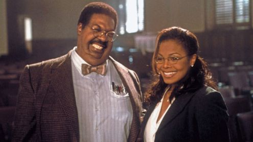 Nutty Professor 2 inside