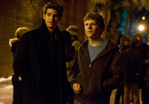 The Social Network - lede