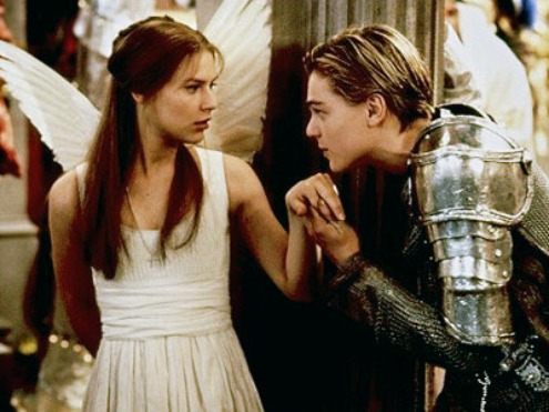 Romeo + Juliet inside