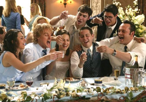 Wedding CRashers inside