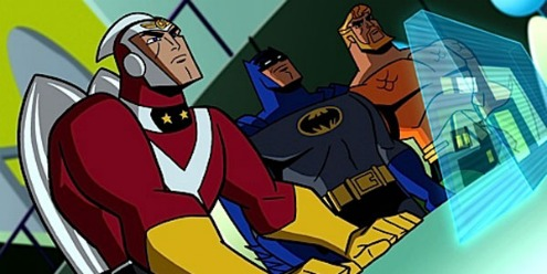 Batman Brave and Bold Season One Part 2 inside