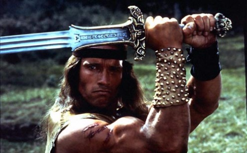 Conan the Destroyer inside