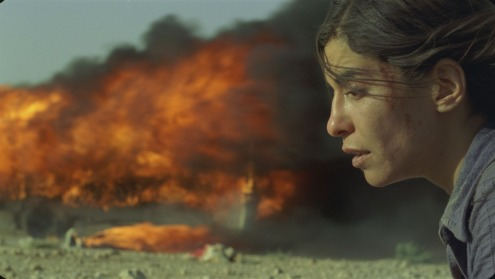 Incendies inside