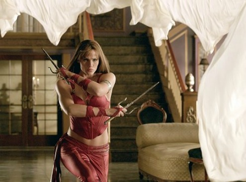 Marvel Movies Elektra inside