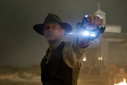 Cowboys and Aliens - inside