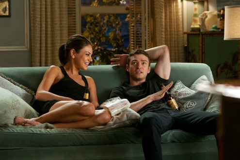 Friends with Benefits - inside