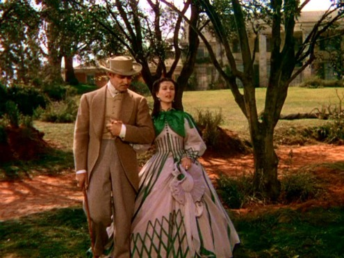 Gone With the Wind inside