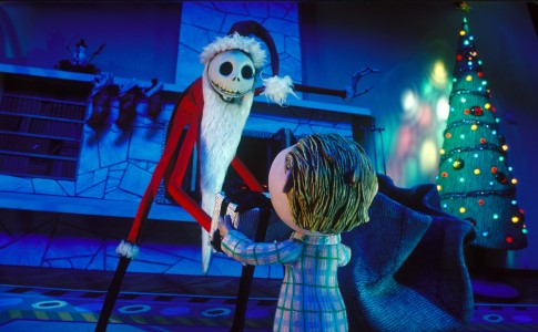 Nightmare before Christmas inside