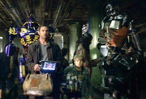 Real Steel - inside
