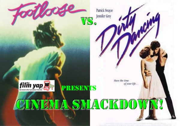 Smackdown Footloose Dirty Dancing copy