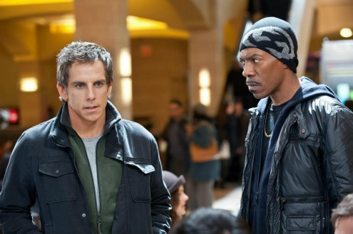 Tower Heist - inside