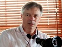 "Photo for Whit Stillman, writer/director, ""Damsels in Distress"""