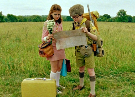 Moonrise Kingdom - inside