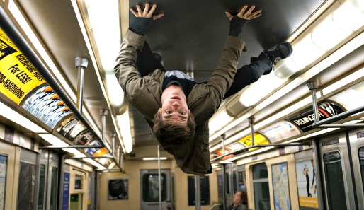 The Amazing Spider-Man - inside