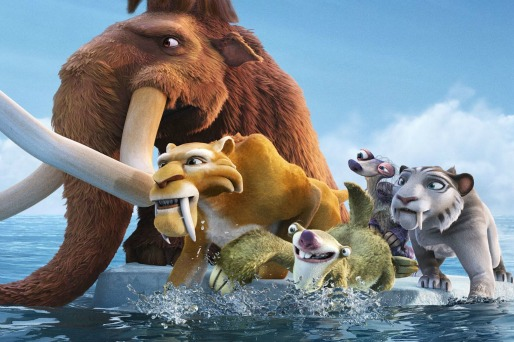 Ice Age Continental Drift - inside