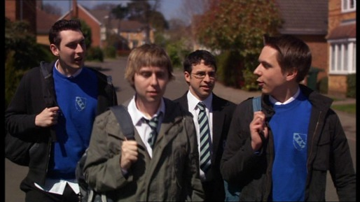 Inbetweeners inside