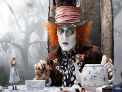 "Photo for The Burton Binge: ""Alice in Wonderland"""