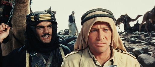 Lawrence of Arabia - inside