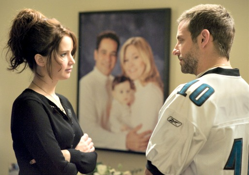 Silver Linings Playbook - inside