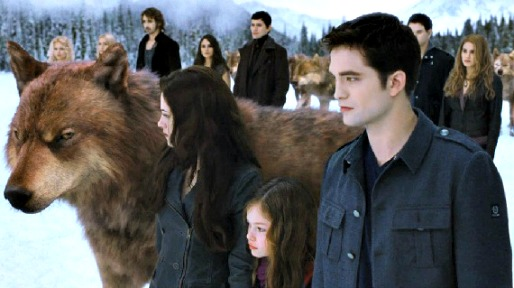 Twilight Breaking Dawn Part 2 - inside