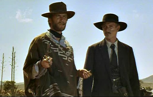 For a Few Dollars More - inside