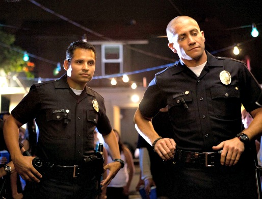 End of Watch - inside