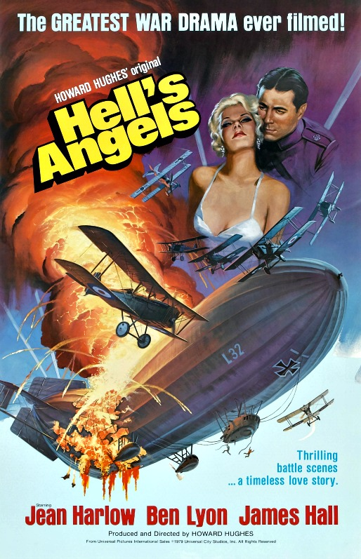 Hell's Angels - inside