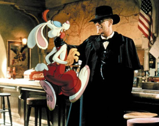 Who Framed Roger Rabbit - inside