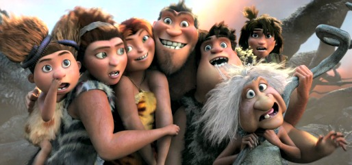 The Croods - inside