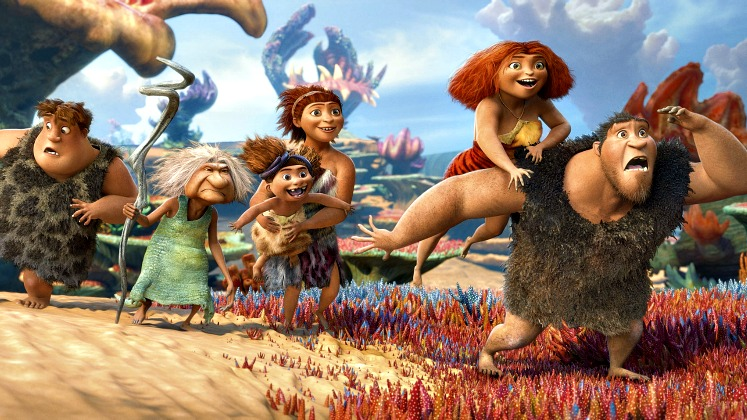 The Croods - lede