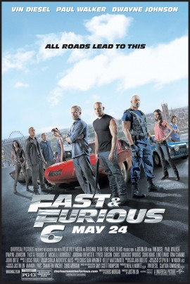 "Image for INDIANAPOLIS!! Win Free Passes to ""Fast and Furious 6″!"