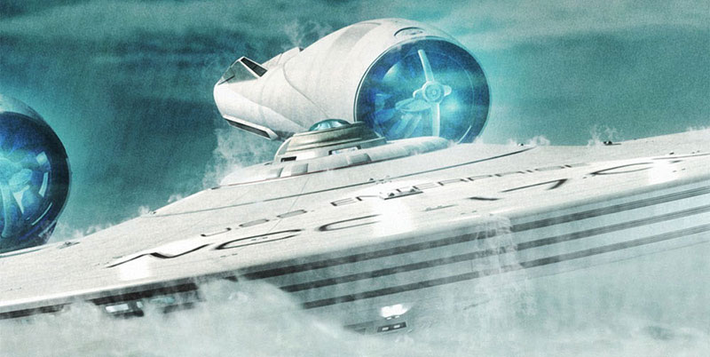 Featured Image for Star Trek Into Darkness