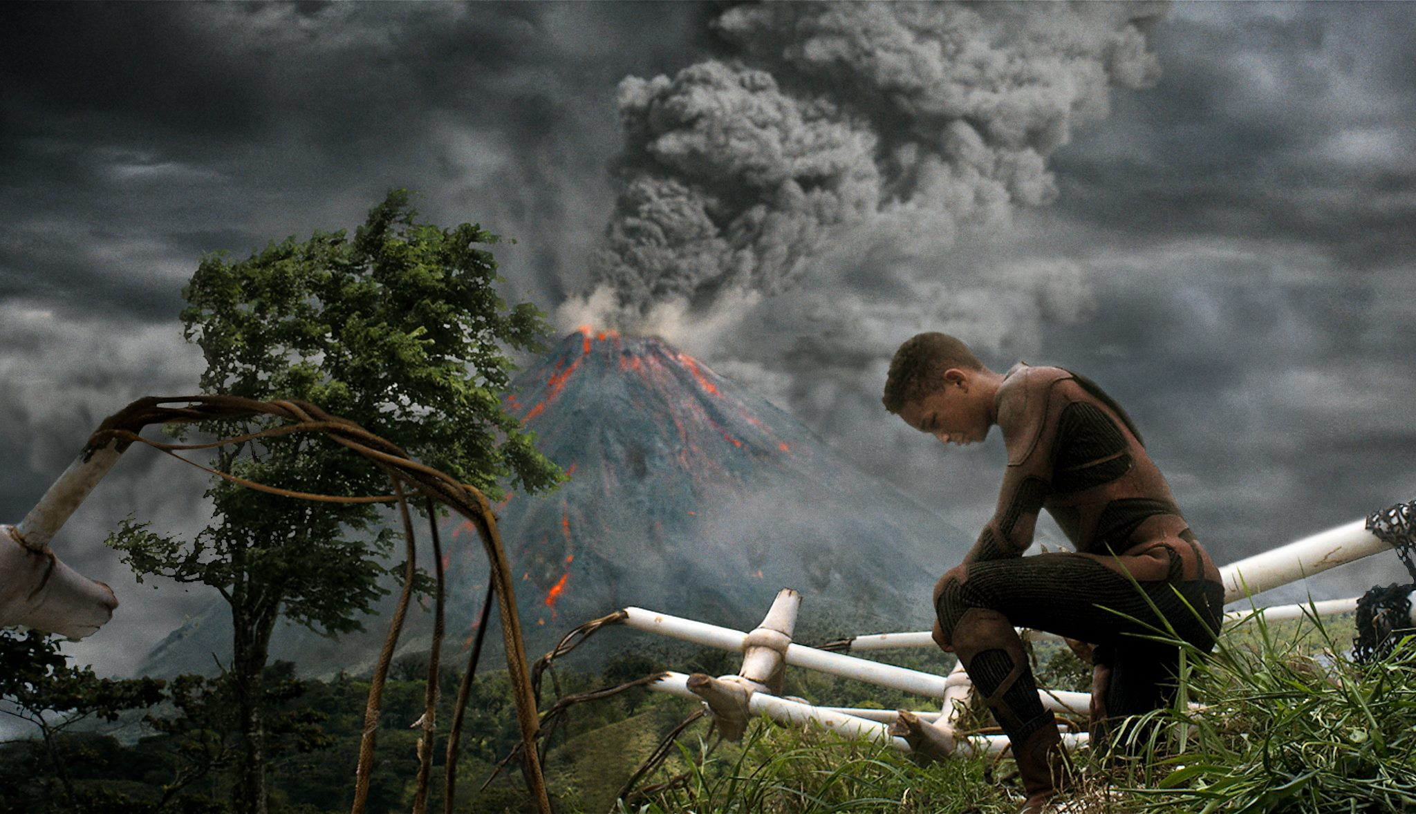 Photo for Two Minute Warning with Mo Hammond: After Earth